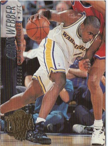 Chris Webber in Nike Air Unlimited