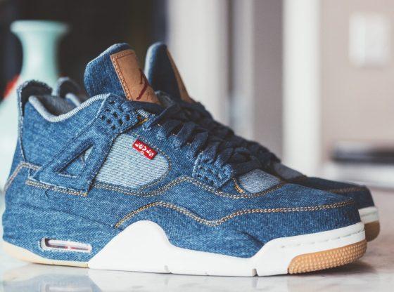 Levi's Air Jordan 4