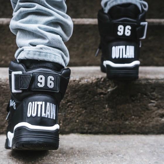 Outlawz x Ewing 33 Hi Shoes