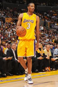 buy online 67ee6 78904 Pin It. Like most Lakers during Kobe s solo glory days Trevor rocked Kobe  Nikes.