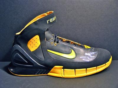 Rashard Lewis- Nike 2k5 Huarache 'Sonics Away'