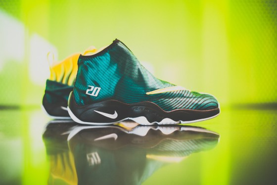 Best Seattle Sonics Sneakers - Sole Collector x Nike Glove Gary Payton