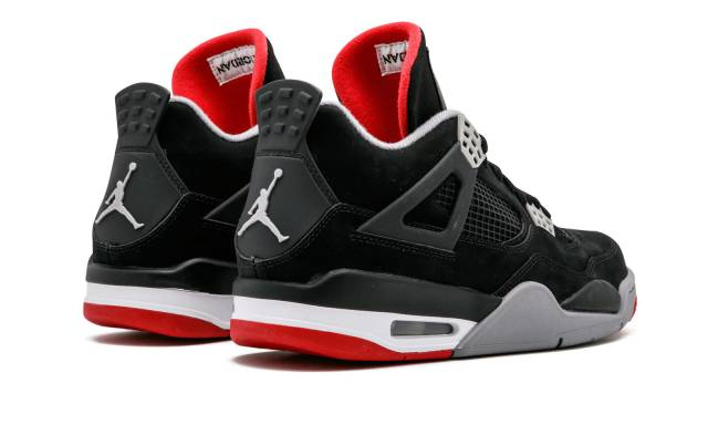 Footwear Abridged: Air Jordan IV 'Bred