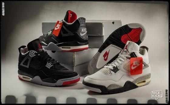 Nike Air Jordan 4 OG 1989 \