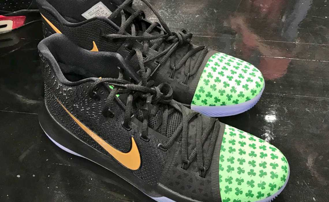 Sample Sunday: Kyrie 3 Kings