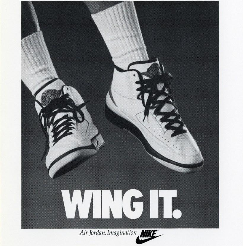 Air Jordan 2 Wing It Original Poster