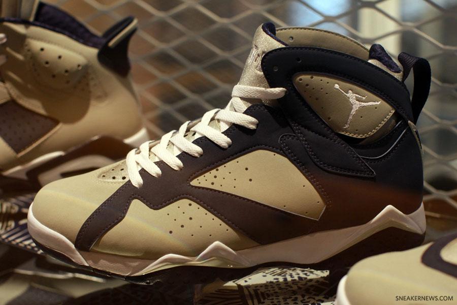 Sample Sunday: Air Jordan 7 Flavors