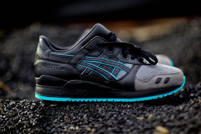 Leatherback ASICS by Ronnie Fieg