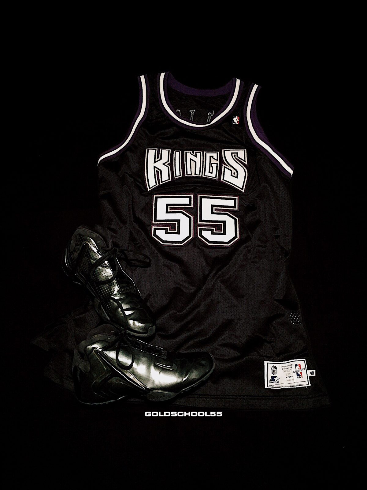 new arrival 2e39b 8f034 Jason Williams Game-Worn Jersey & Nike Hyperflight Samples ...