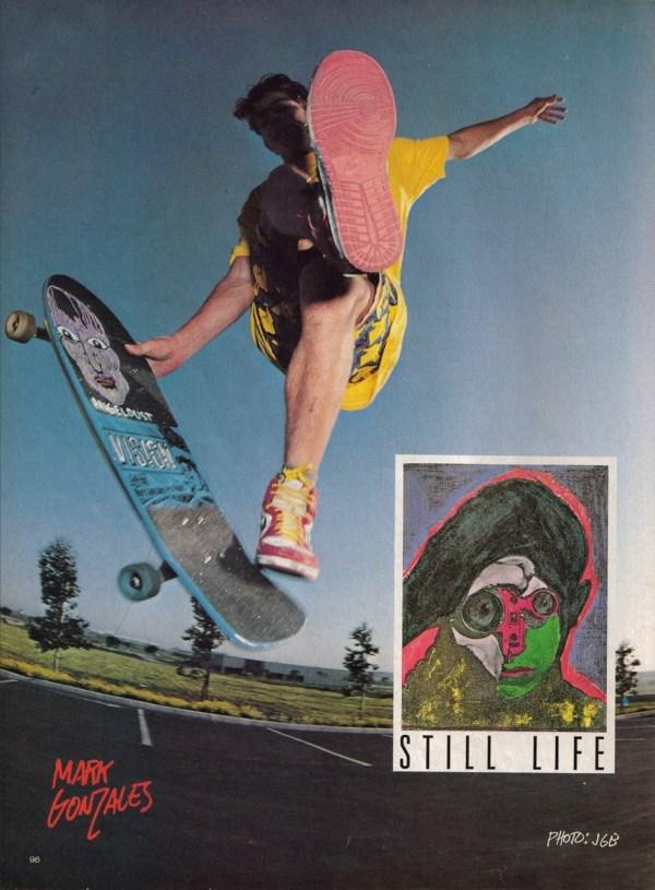 Nike SB: Mark Gonzales in the Air Jordan 1