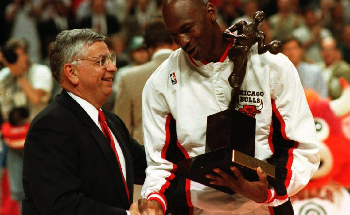 TISH: Jordan's 4th MVP