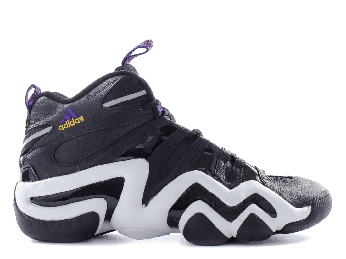 Kobe Bryant's first adidas signature shoe