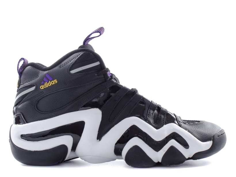 Kobe Bryant's first adidas signature shoe