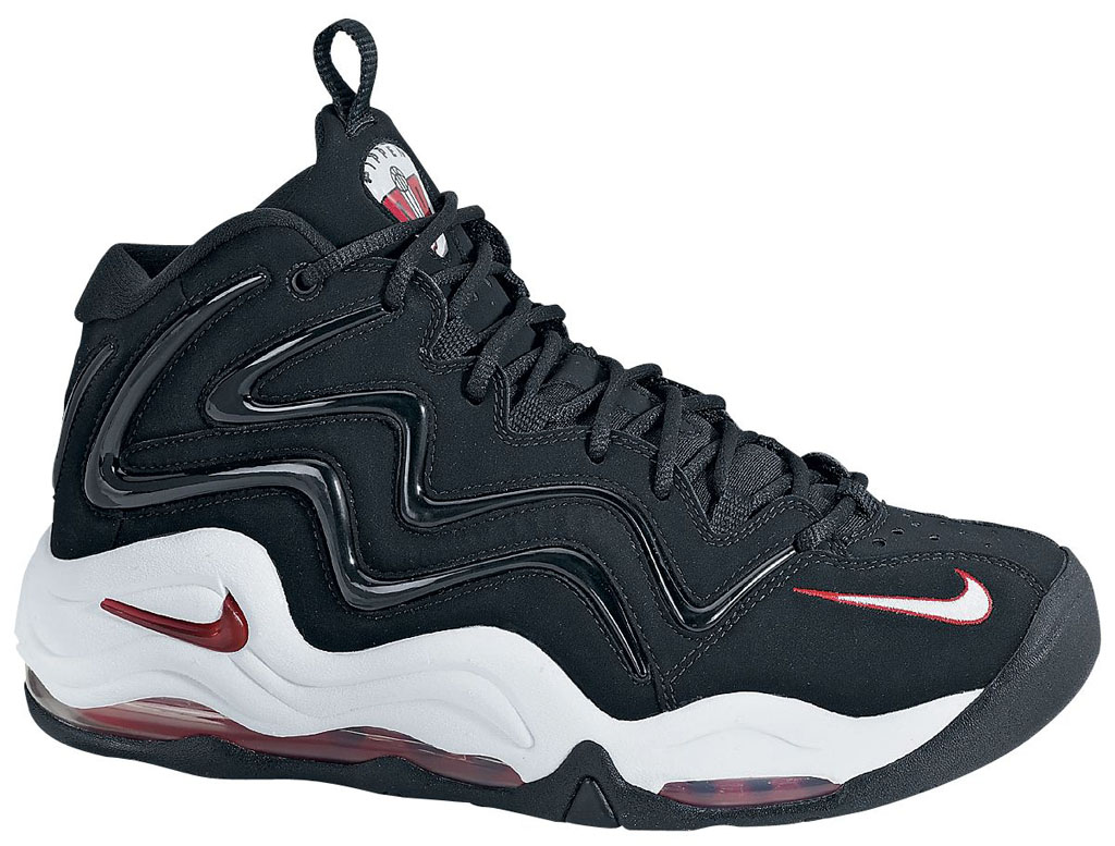 Scottie Pippen's first signature shoe