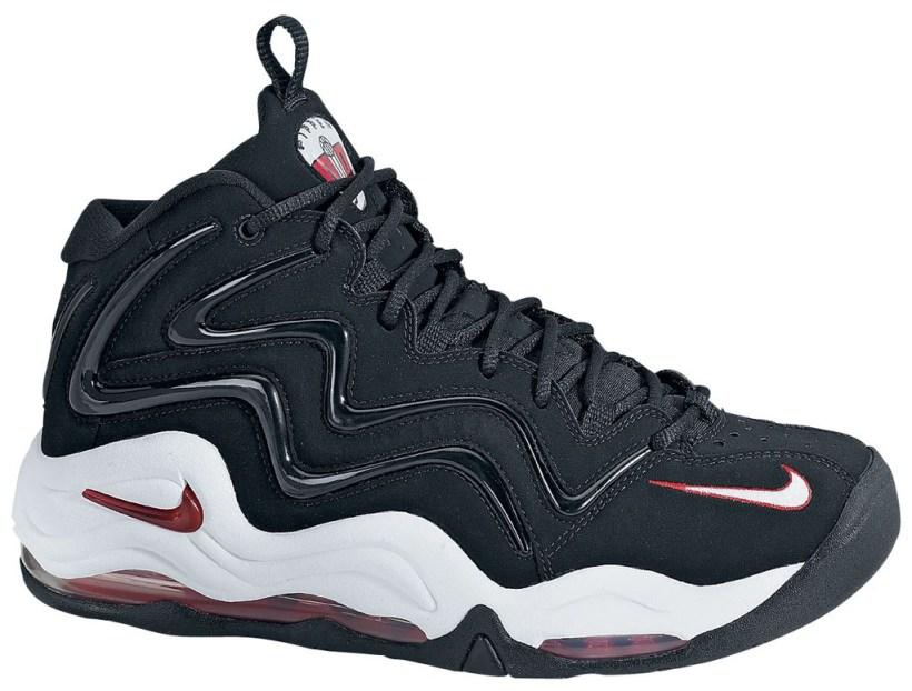 Scottie Pippen's first signature shoe