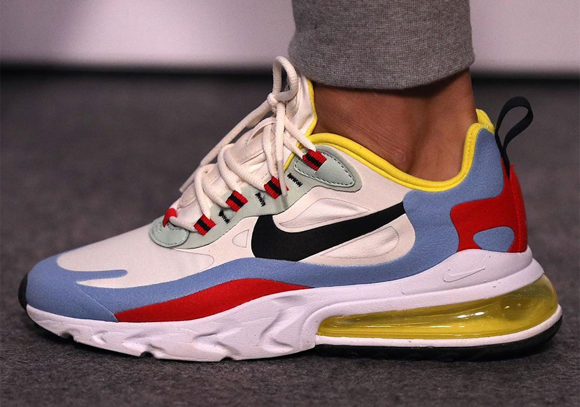 quality design 56ec7 13f97 We Love the Nike Air Max 270 React - Sneaker History