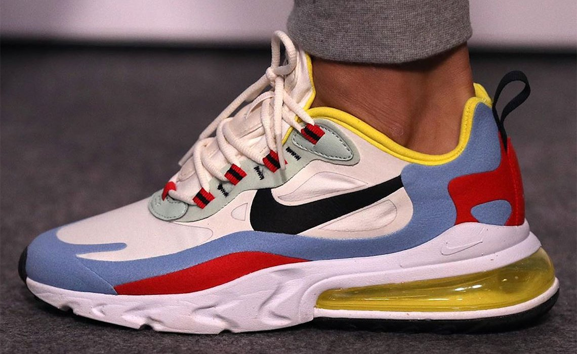 We Love the Nike Air Max 270 React