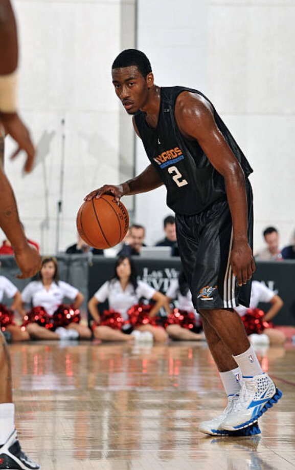John Wall Reebok Summer League