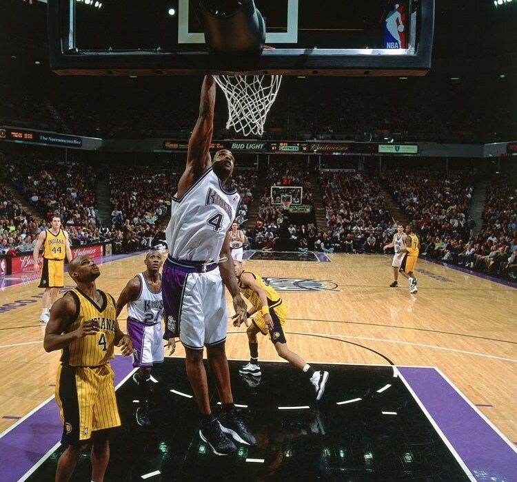 Chris Webber Scores a Career-High 51 Points
