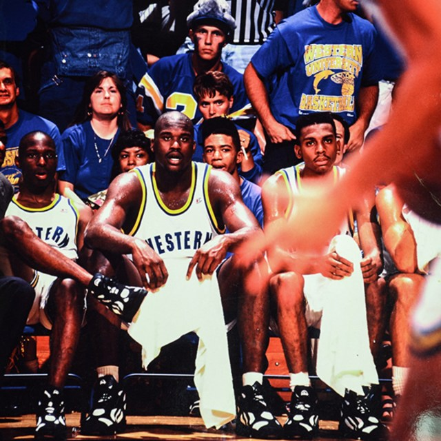 Blue Chips: Shaquille O'Neal and Penny Hardaway in the Reebok Pump Vertical