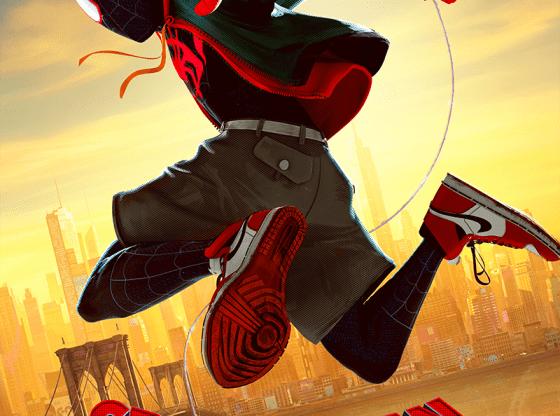 Spider-Man: Into the Spider-Verse Air Jordan 1