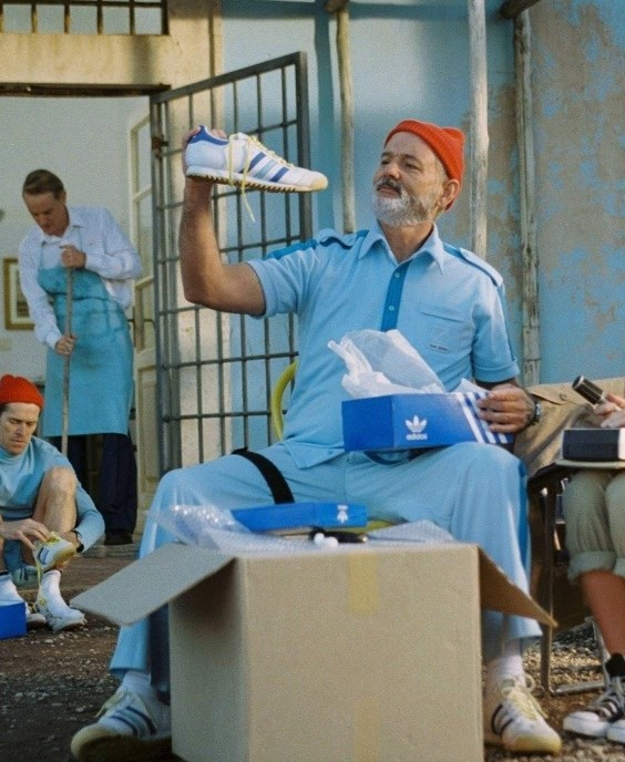 adidas Zissou (Rom) from Life Aquatic with Bill Murray