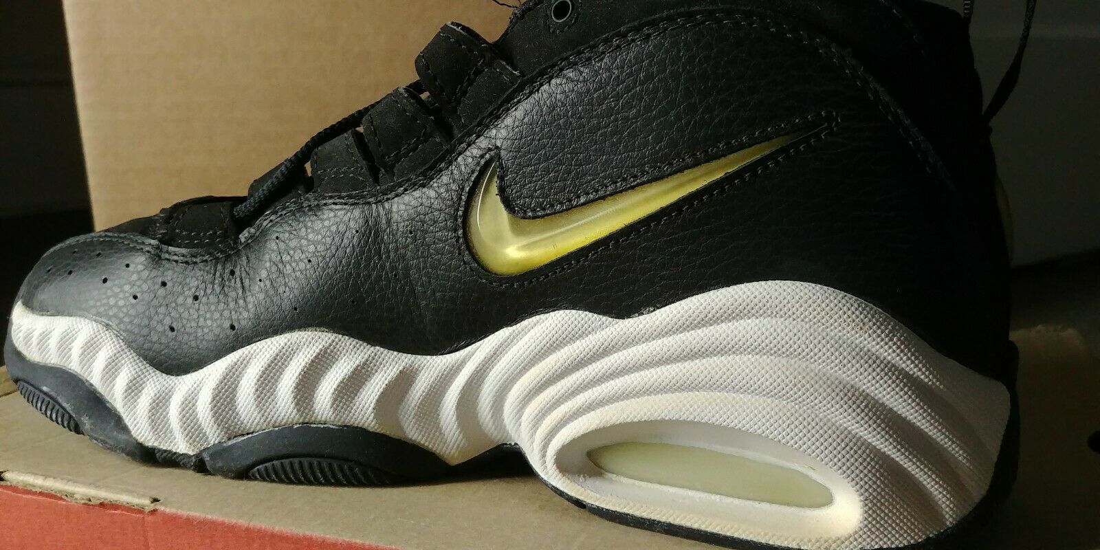 Nike Air Hype Uptempo | Scottie Pippen
