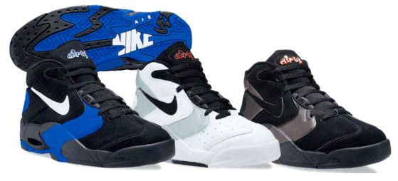Nike Air Up Player Edition Colorways