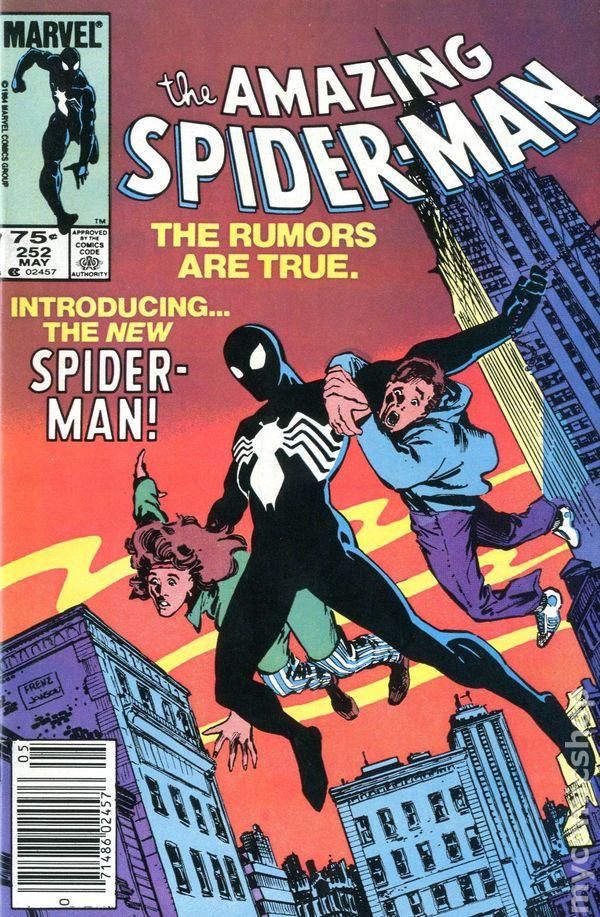 Spider Man 252
