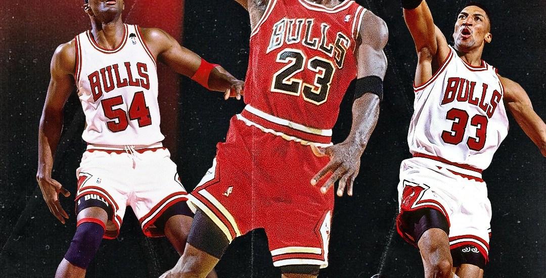 The Championship Era Chicago Bulls Sneakers