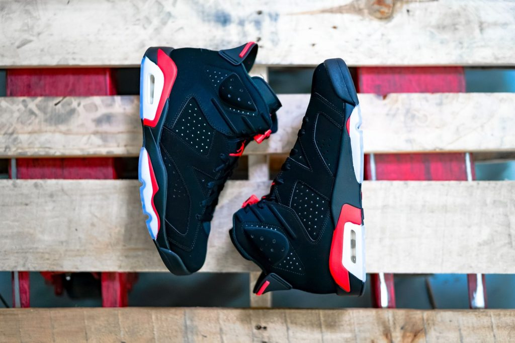 Air Jordan 6 'Infrared' Photo by Chris Elliott