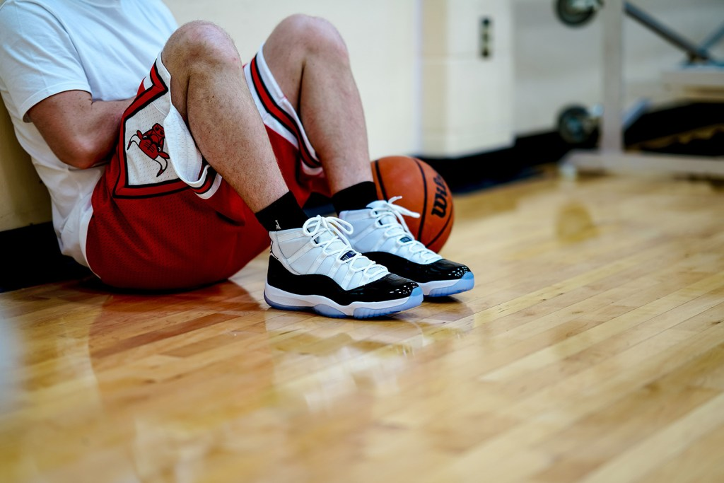 Air Jordan 11 Concord Photo by Chris Elliott