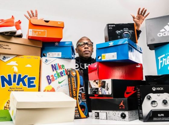 Jacques Slade Interview - Sneaker History Podcast