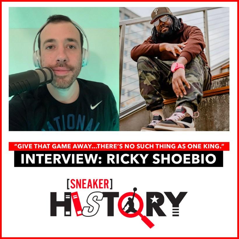 Ricky Shoebio Interview
