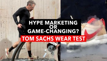 Tom Sachs Is Making Wear-Testing Something Everyone Can Be A Part Of... Or Is He Just Creating Hype?
