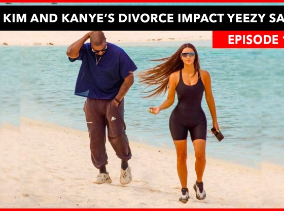 The Impact Kim and Kanye's Divorce On Yeezy Sales