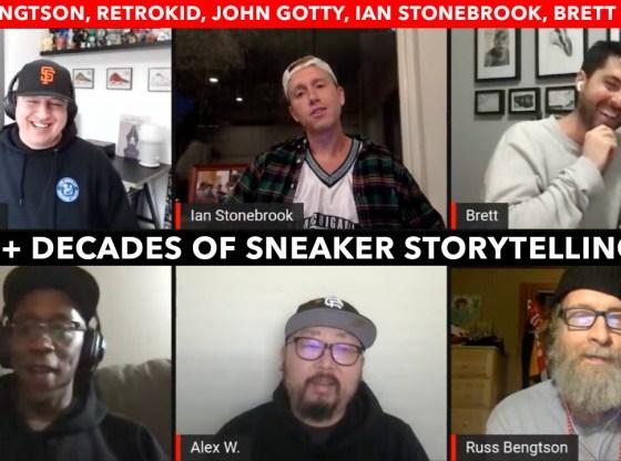3+ Decades of Sneaker Storytelling