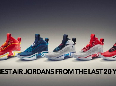 Best Jordans From The Last 20 Years
