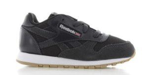 Reebok Classic Leather Estl Zwart Peuters