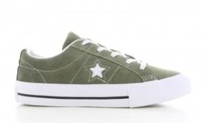 Converse One Star Ox Groen Kinderen