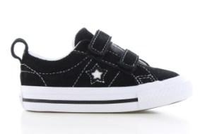 Converse One Star 2V OX Zwart