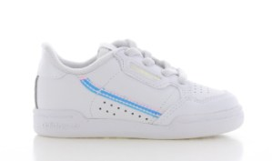 adidas Continental 80 EL I Wit Peuters
