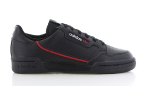 adidas Continental 80 Zwart Junior
