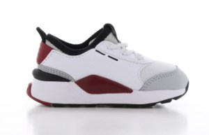 Puma RS-0 Smart Wit/Rood Peuters