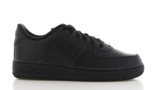 Nike Air Force 1 Zwart Kinderen