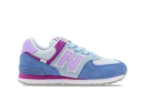 New Balance 574 Blauw Kinderen