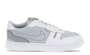 Nike Squash-Type Wit/Grijs Heren