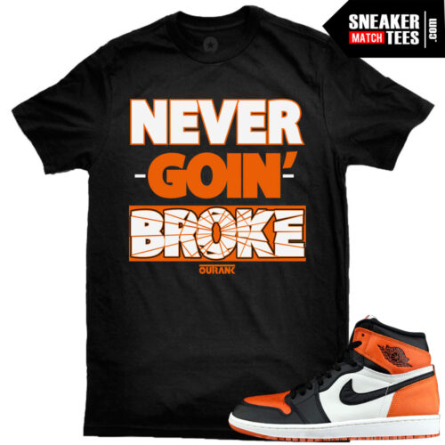 Shattered Backboard 1s Shirts To Match Archives Sneaker