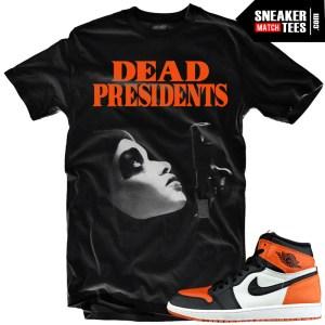 shirts to match jordan 1 shattered backboard sneakers shirts