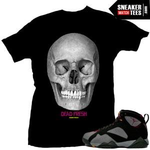 Jordan 7 Bordeaux t shirts streetwear online